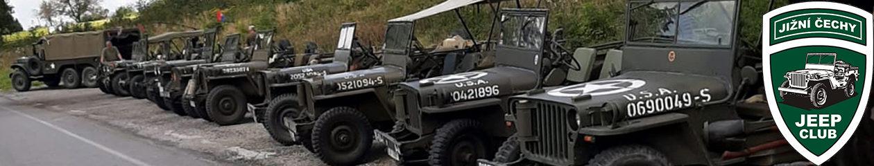 Jeep Club Jižní Čechy